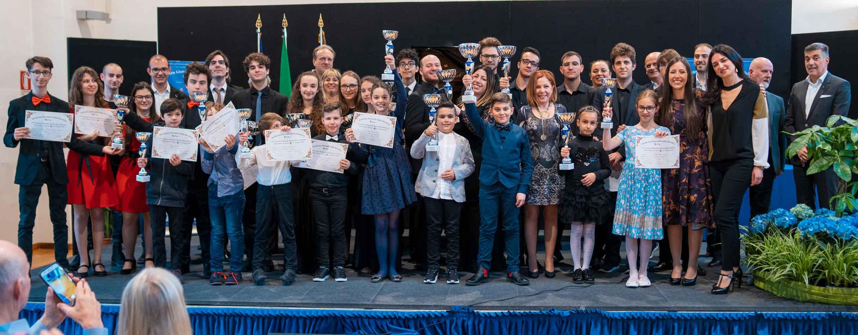 2 Premiazione concorso musicale città di piove di sacco
